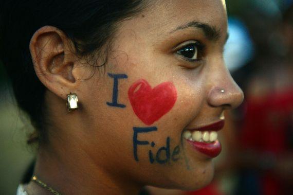 fidel castro women
