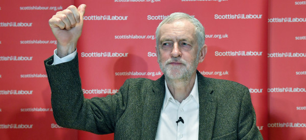 Jeremy Corbyn May Limp On, But It's Already Over
