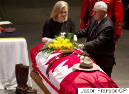 Tory Bill Honouring Slain Mountie Passes With Help Of 27 Liberals
