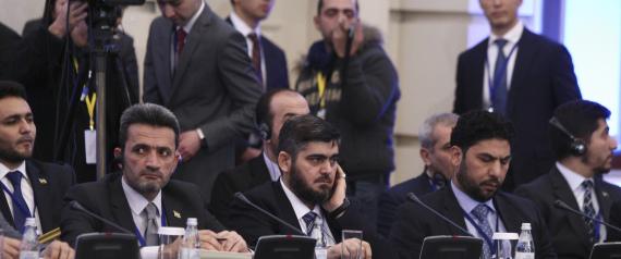 SYRIAN OPPOSITION ASTANA