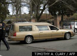 Whitney Houston: enterrée près de son père au cimetière de Westfield