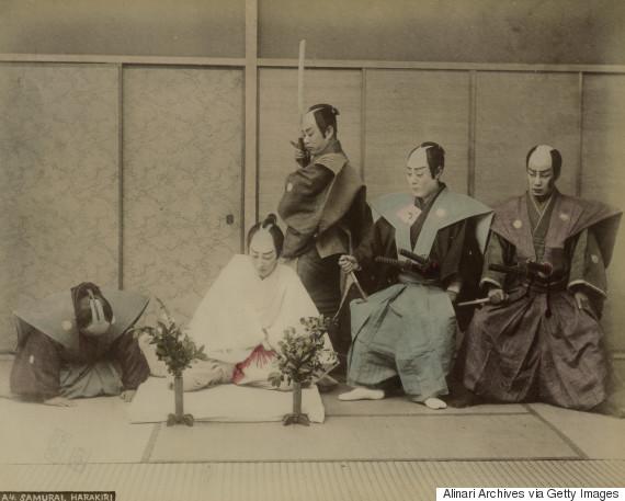 japanese samurai alinari