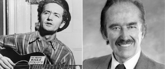 WOODY GUTHRIE FRED TRUMP