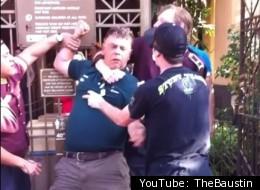 Drunk Man At Disney S California Adventure Park Gets