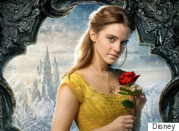 'Beauty And The Beast' Posters Bring Characters To Life, Literally