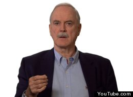 WATCH: John Cleese Reveals His Love Of Elderberries, Takes A Dig A Fox News