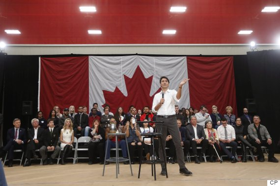 trudeau winnipeg