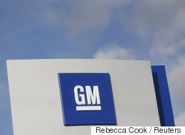 GM supprimera 600 emplois en Ontario