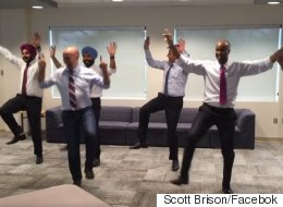 Liberal MPs? More Like Professional Bhangra Dancers