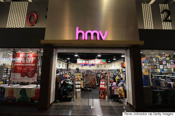 hmv canada store