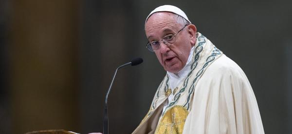Il Papa invia