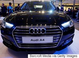 Volkswagen rappelle près de 600 000 voitures Audi aux États-Unis