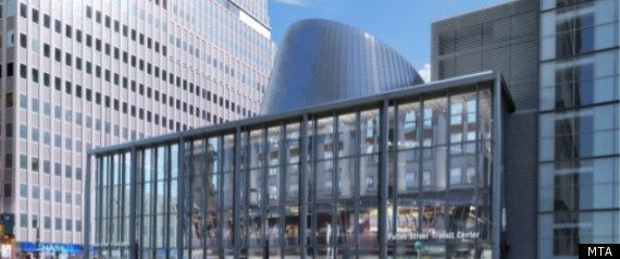 Fulton Street Transit Center