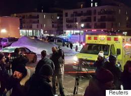 Attentat terroriste dans une mosquée de Québec