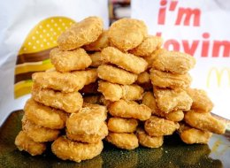 الناغتس تأتي بـ 4 أشكال فقط.. ماكدونالز تكشف سر أحجام قطع الدجاج