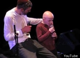 Matisyahu sings 'One Day' with boy fighting cancer - Jewish