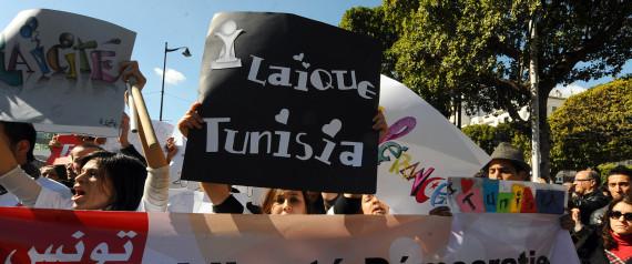 SECULARISM TUNISIA
