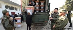 TUNISIA ARMY ELECTION