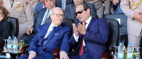CAID ESSEBSI EGYPT