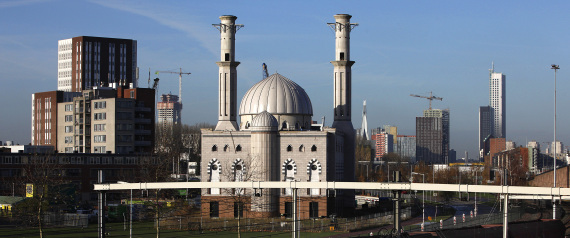 MOSQUES IN AMSTERDAM