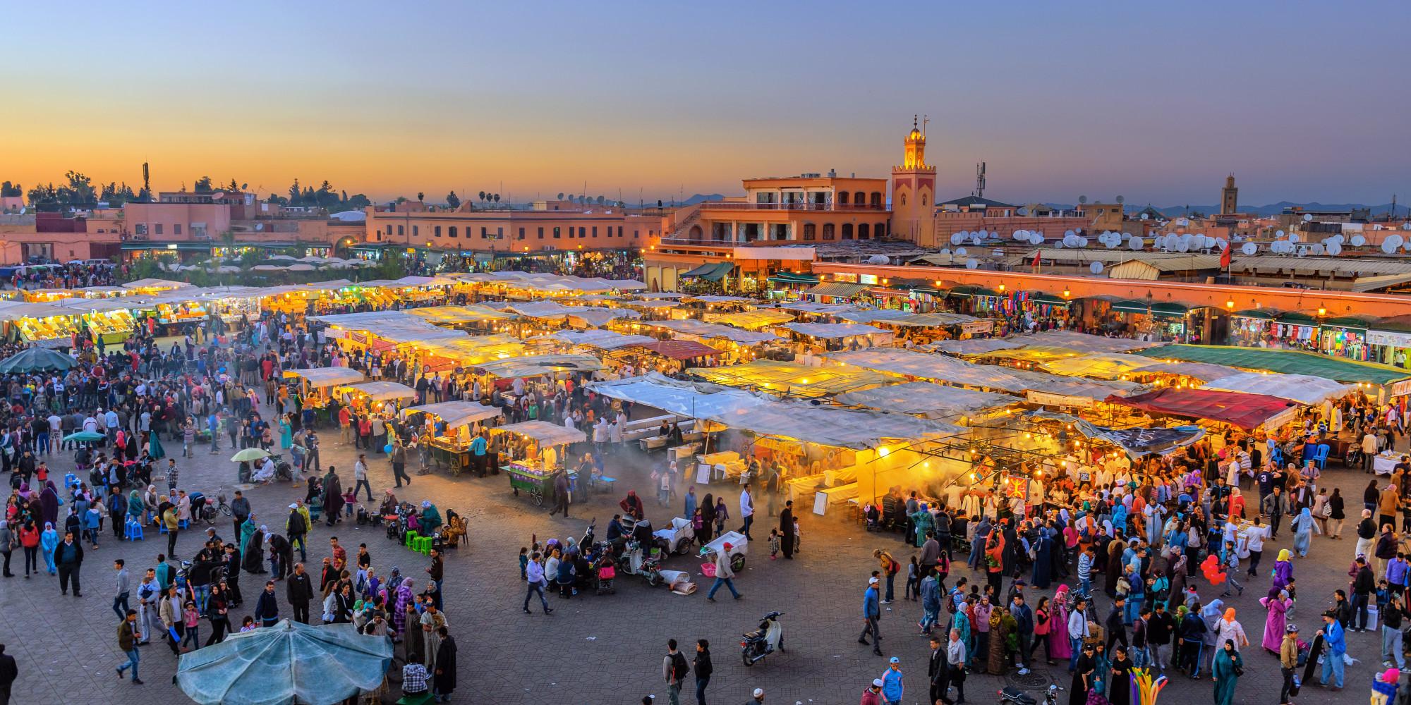 marokko urlaub unter polizeischutz und die suche nach. Black Bedroom Furniture Sets. Home Design Ideas