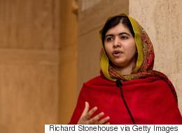 Malala Yousafzai Left 'Heartbroken' Over Trump's Refugee Ban