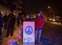 Une campagne de sociofinancement pour les victimes de l'attentat de Québec
