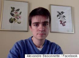 Le geste d'Alexandre Bissonnette était «imprévisible», selon une de ses connaissances