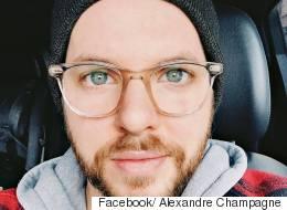 Alexandre Champagne demande votre aide pour les «amis musulmans»