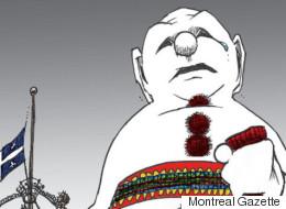 La tragédie de Québec vue par les caricaturistes