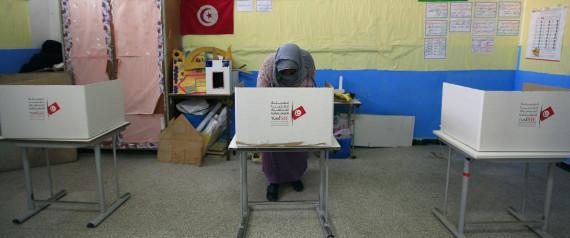VOTING TUNISIA