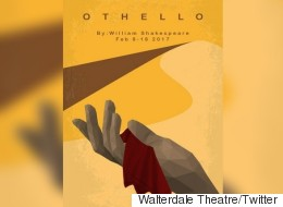 Edmonton Theatre Cancels 'Othello' After Casting White Woman In Lead Role