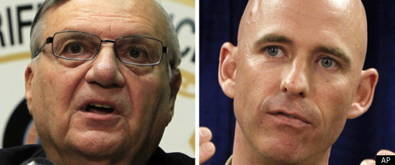 Joe Arpaio Paul Babeu