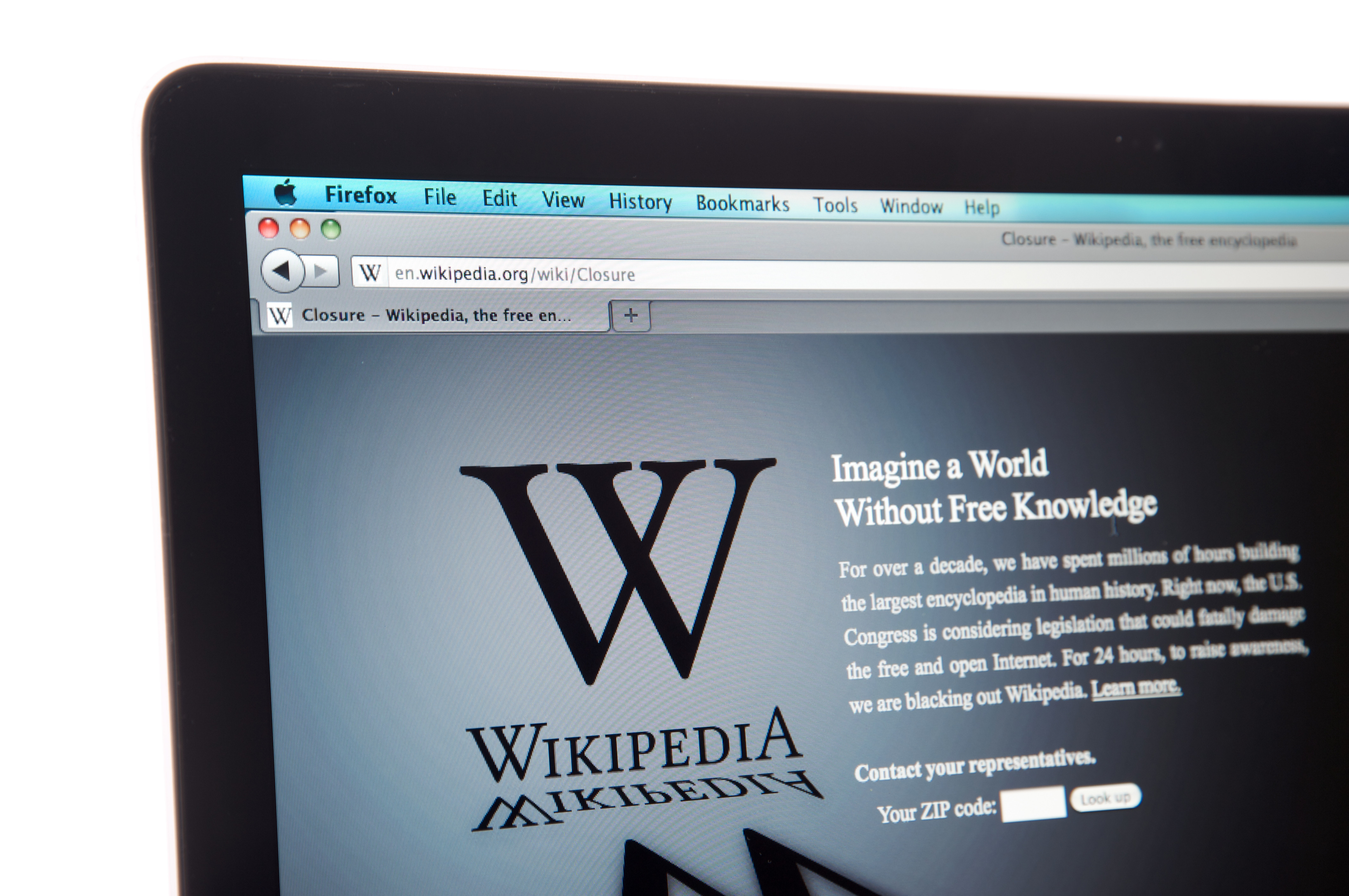 wikipedia edits