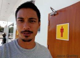Wer diese Toilette an einer Tankstelle auf den Philippinen betritt, wird sie nicht mehr vergessen - Video