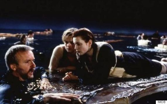 james cameron titanic