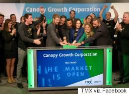'WEED' Launches On The Toronto Stock Exchange