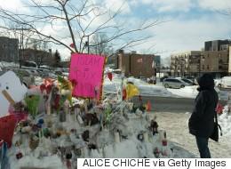 Attentat: marche de solidarité à Québec