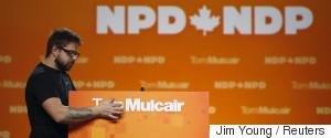 NEW DEMOCRATIC PARTY CANADA