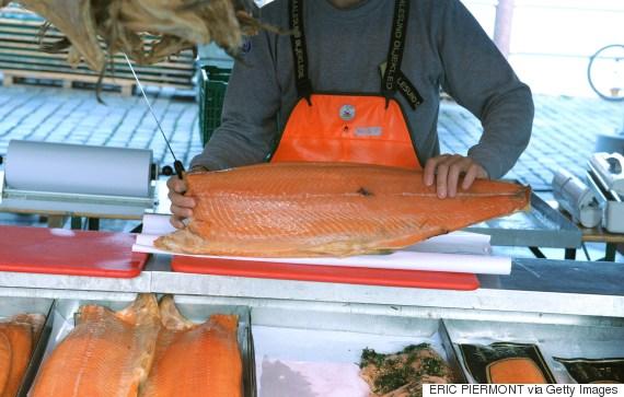 salmon market norway