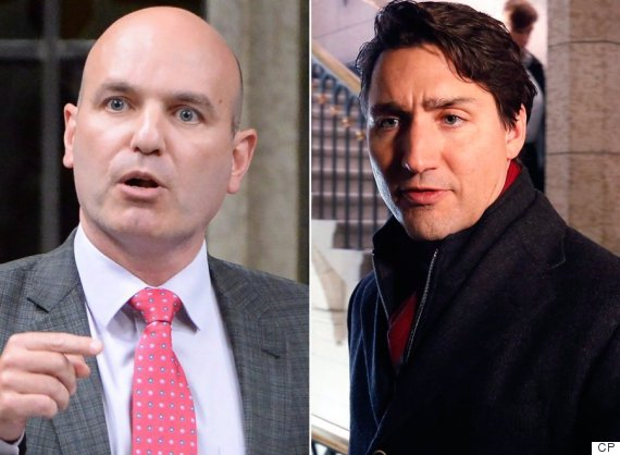 nathan cullen justin trudeau