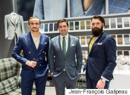 Styles de soirée: la boutique pour homme Surmesur se refait une beauté en grand