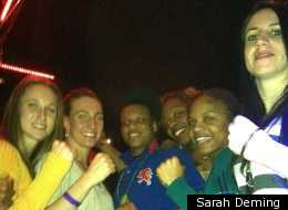 Us Womens Boxing Olympic Trials Drunk