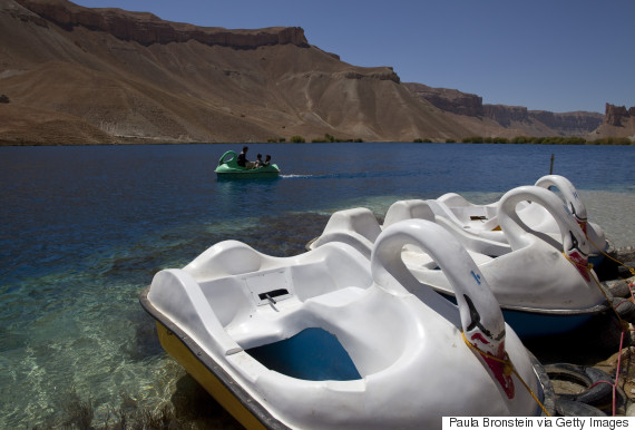 afghanistan paddle boats