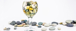 Glass Wine Roc