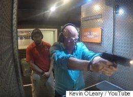 Kevin O'Leary publie une vidéo de tir le jour des funérailles à Montréal