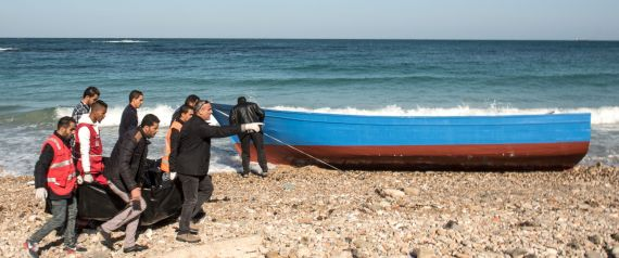 MIGRANTS SEA LIBYA