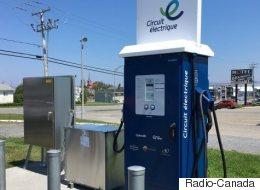 Nombreuses pannes dans le réseau de bornes de recharge de voitures électriques