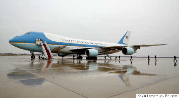 air force one president