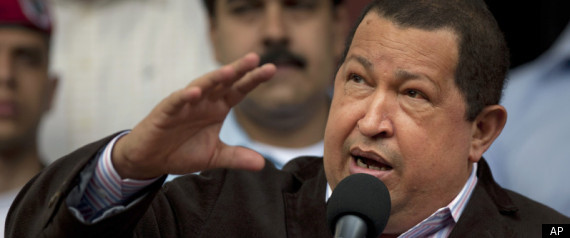 Hugo Chavez Cancer Treatment
